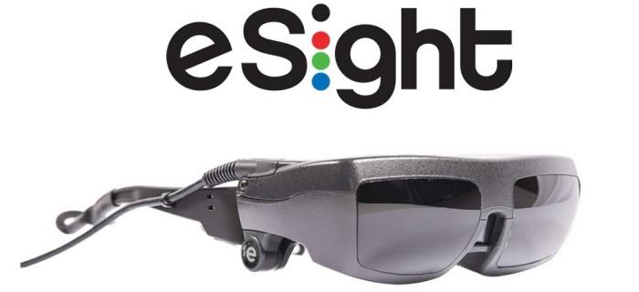 eSight Sayesinde Görme Engelliler İçin Sınırlar Kalkıyor