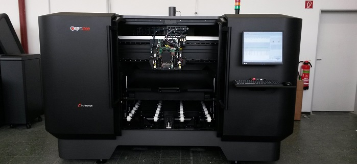 3D Baskı Teknolojisini Tıpta Kullanmak İçin Stratasys ve JI'dan Atılım