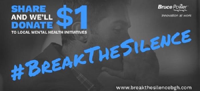 Akıl Sağlığı Farkındalık Haftasında #BreakTheSilence Kampanyası