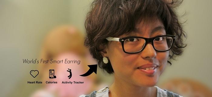 Ear-O-Smart ile Kulağınız da Sağlığınızı Takip Ediyor