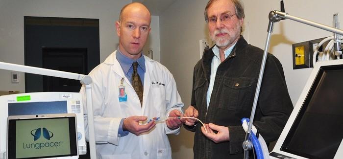 Lungpacer ile Solunum Hastaları Rahat Bir Nefes Alıyor
