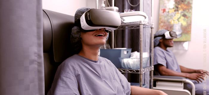 AppliedVR ve Cedars-Sinai, VR Teknolojisi İçin Ortaklığa Girdi