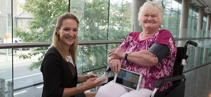 Yaşlı ve Hastaların Sağlığı ProACT ile Kontrol Altında