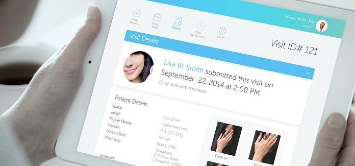 SkyMD'den Dermatologlara Özel Tele-Tıp Hizmeti