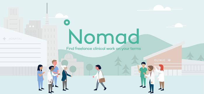 Nomad Health Doktor ve Hemşirelere İş Bulmaya Geliyor
