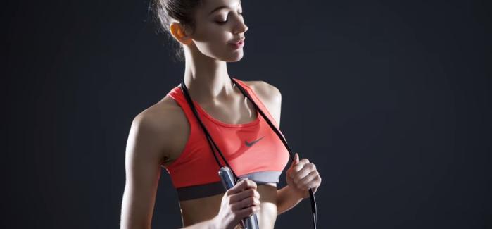 Smart Rope İp Atlarken Spor Koçunuz Olacak