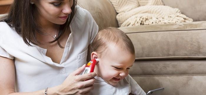Elmo Smart Ear ile Vücut Sıcaklığı Ölçümleri Artık Daha Eğlenceli