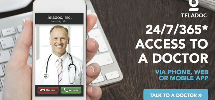 Tele-Tıp Devleri Teladoc ve HealthiestYou Birleşiyor