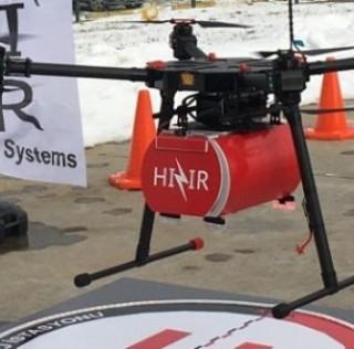 """""""Hızır"""" Adlı Drone, Acil Durumlarda Hastalara Kan, İlaç ve Tıbbi Ürün Taşıyacak"""