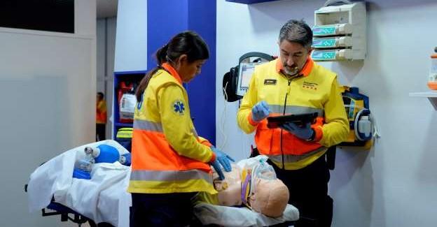 Barcelona'da Ambulanslar 5G Teknolojisi ile Desteklenecek