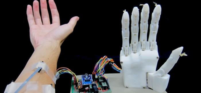 Yeni Geliştirilen Protez El, Ampute İnsanların Hayatını Kolaylaştırıyor
