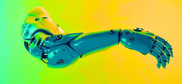 İnovatif Robotik Kol, Zihin ile Kontrol Edilebiliyor